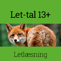 Let-tal 13+